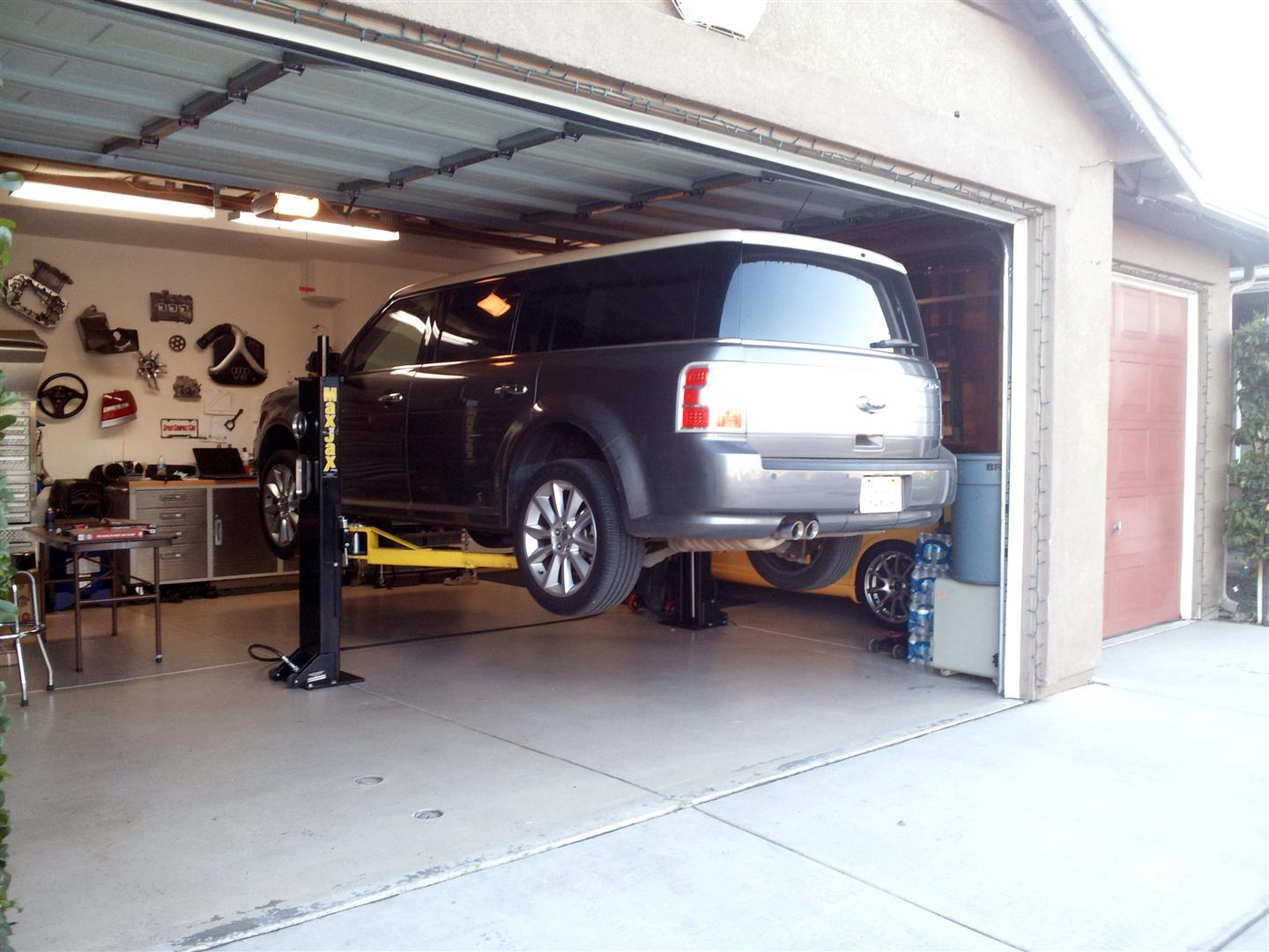 lift points   lift  purchase ford flex forum